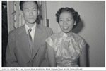 'Lời chào cuối cùng' gửi vợ của ông Lý Quang Diệu