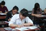 Kịp thời công bố phương án tuyển sinh đại học, cao đẳng