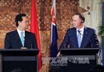 Tuyên bố chung tăng cường quan hệ đối tác toàn diện Việt Nam-New Zealand