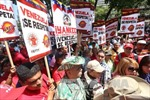 Venezuela bắt đầu chiến dịch thu thập 10 triệu chữ ký phản đối Mỹ