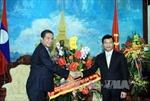 Bộ Ngoại giao chúc mừng 60 năm thành lập Đảng NDCM Lào