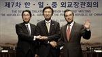 Ngoại trưởng Nhật Bản và Trung Quốc hội đàm