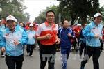 Cả nước sôi nổi hưởng ứng Ngày chạy Olympic