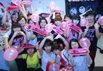 Đêm nhạc Lễ hội người yêu Kpop 2015