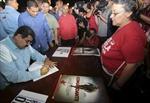 Hơn 1 triệu người Venezuela ký thông điệp phản đối Mỹ
