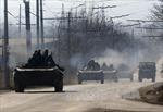 Tiếp tục vi phạm lệnh ngừng bắn tại Đông Ukraine