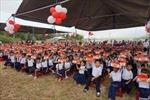 SCG trao quà cho học sinh nghèo Long Sơn