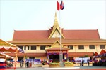 Việt Nam hỗ trợ Campuchia xây trường quân sự