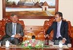 Tương lai tươi sáng của quan hệ Việt-Lào