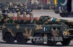 Quân đội Pakistan phô trương vũ khí mới
