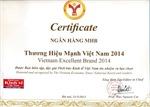 """MHB 8 năm liên tiếp nhận Giải """"Thương hiệu mạnh Việt Nam"""""""