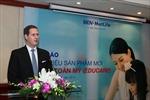 Ra mắt sản phẩm bảo hiểm giáo dục đầu tiên của BIDV MetLife