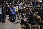 Xử tử 3 đối tượng tấn công khủng bố đẫm máu ở Côn Minh