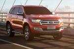 Ra mắt mẫu Ford Everest mới 2015
