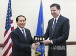 Hợp tác an ninh Việt Nam - Mỹ đạt được bước tiến đáng khích lệ