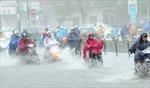 Không khí lạnh tăng cường, Bắc Trung Bộ mưa to