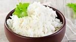 Ăn cơm nguội ít béo hơn