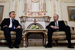 EU chấp nhận Nga cấp nhiên liệu hạt nhân cho Hungary