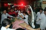 Sập giàn giáo tại Vũng Áng, 14 người chết