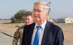Anh hỗ trợ huấn luyện lực lượng đối lập Syria