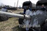 OSCE: Tình hình tại Shirokino, Donetsk là thảm họa