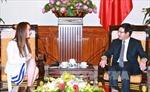 Quan hệ Việt Nam - Mexico phát triển tốt đẹp