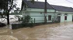 Quảng Trị: Lũ bất thường giữa mùa khô hạn