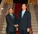 Thủ tướng Nguyễn Tấn Dũng tiếp các đoàn dự IPU