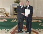 CH Ireland mong muốn tăng cường quan hệ với Việt Nam