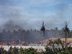 Cháy kho chứa hơn 1.000 tấn vải