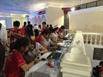Hơn 500 học sinh tham sự Ngày hội tình bạn quốc tế