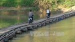 Lũ trên sông từ Thừa Thiên Huế đến Quảng Ngãi xuống chậm