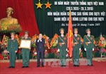 Kỷ niệm 80 năm ngày truyền thống Dân quân tự vệ Việt Nam