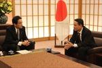Tăng cường hợp tác TTXVN - Kyodo