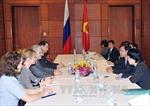 Thúc đẩy quan hệ hợp tác Việt Nam - Liên bang Nga