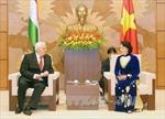 Phó Chủ tịch Quốc hội Nguyễn Thị Kim Ngân tiếp đoàn Hungary