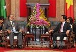 Chủ tịch nước tiếp lãnh đạo cấp cao dự IPU-132