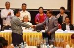 Myanmar ký dự thảo thỏa thuận ngừng bắn toàn quốc
