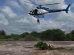 Máy bay Chile mất tích khi tham gia cứu hộ