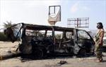 Yemen: Phiến quân Houthi rút khỏi trung tâm Aden