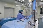 Cắt bỏ gần 2m ruột bị hoại tử cứu sống bé sơ sinh