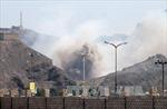 Phiến quân Houthi chiếm dinh tổng thống ở Aden