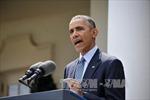 Mỹ cam kết hỗ trợ an ninh đối với Israel