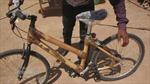 Xe đạp tre 'mở con đường mới' cho phụ nữ Ghana