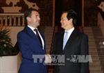 Tăng cường quan hệ Đối tác chiến lược toàn diện Việt Nam- LB Nga