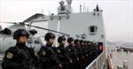 Trung Quốc điều biên đội tàu chống cướp biển mới tới Vịnh Aden