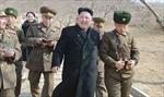 Ông Kim Jong Un giám sát phóng 4 tên lửa tầm ngắn