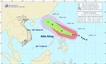 Thông tin mới về bão Maysak