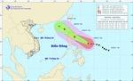 Bão Maysak có khả năng đi vào Biển Đông