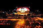 Tây Thiên lung linh đêm hội Hoa đăng